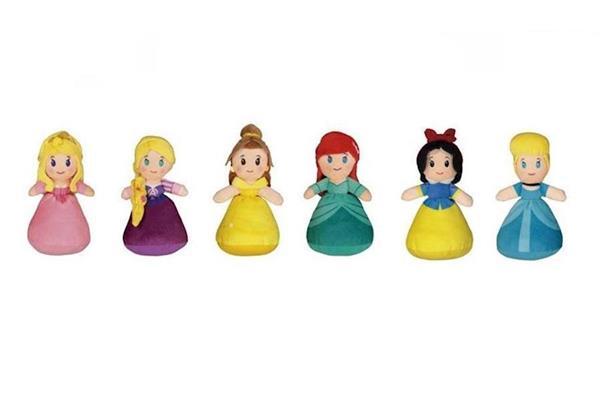 Imagen de Peluche Princesas Disney 15 cm