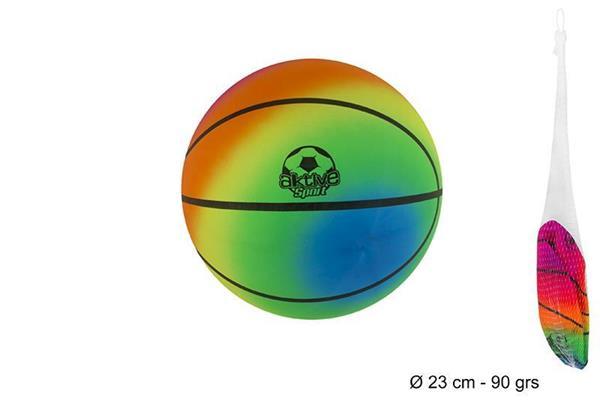 Imagen de Balón Baloncesto PVC Neón