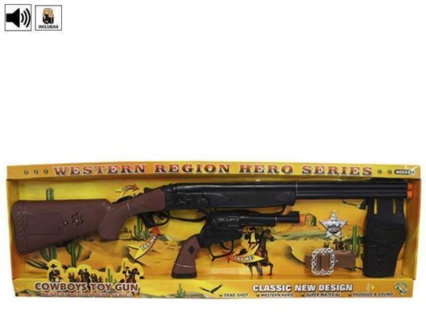 Imagen de Rifle Y Pistola De Juguete