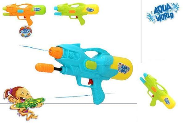 Imagen de Pistola de Agua con Bomba Aqua World