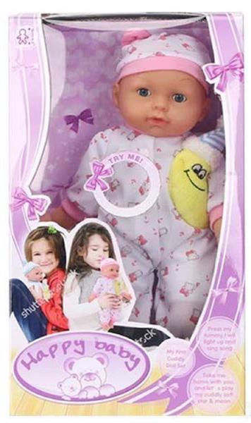 Imagen de Muñeco Llorón Happy Baby