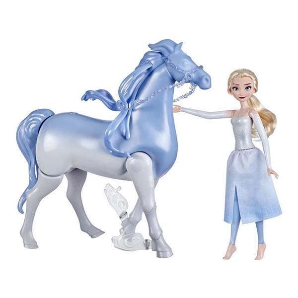 Imagen de Muñeca Frozen 2 Elsa Y Nokk