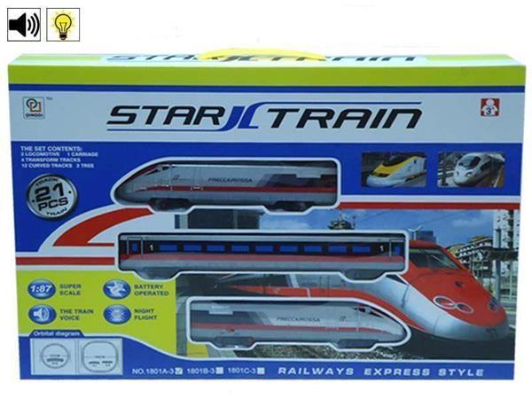Imagen de Tren Alta Velocidad Juguete