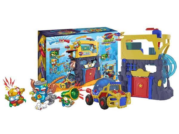 Imagen de Superthings Sede De Los Héroes Con Vehículo De Magic Box