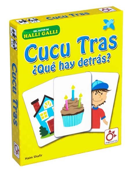 Imagen de Juego ¡Cucu Tras!
