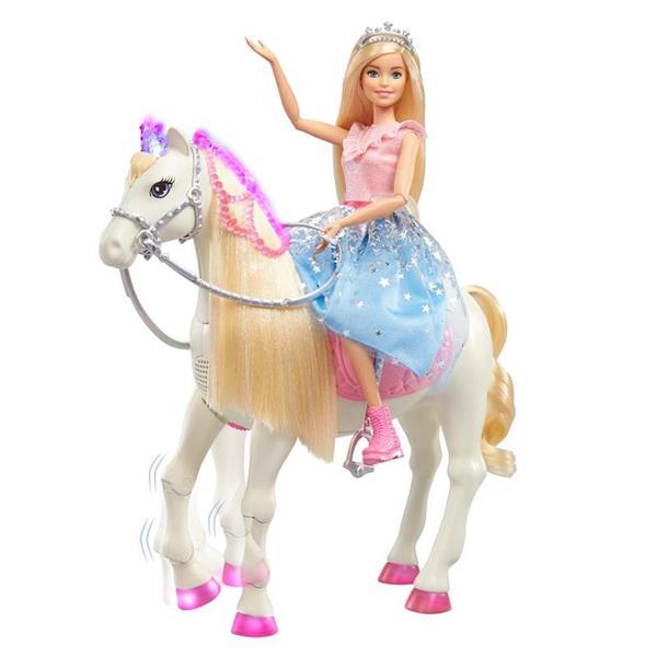 Imagen de Barbie Princesa y su Caballo