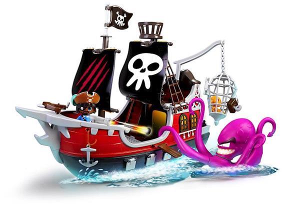 Imagen de Pinypon Action Barco Pirata