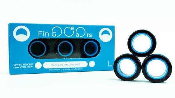 Imagen de Fingears Magnéticos Talla L