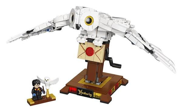 Imagen de Lego Harry Potter Hedwig