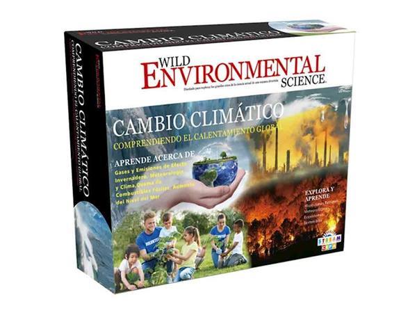 Imagen de Juego de Ciencia El Cambio Climático
