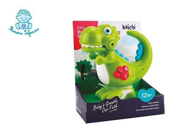 Imagen de Dinosaurio Infantil con Luz y Sonido