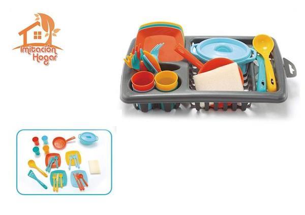 Imagen de Escurridor Cocina con Accesorios