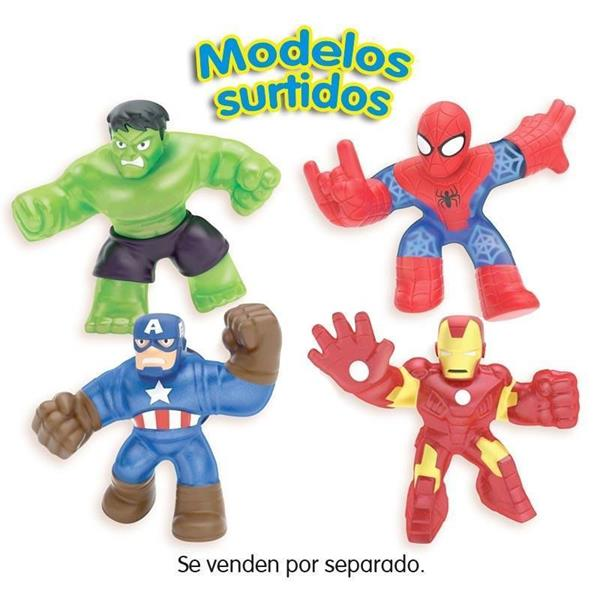 Imagen de Muñeco Marvel Héroes Goo Jit Zu