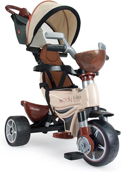 Imagen de Triciclo Bebé Chocolate