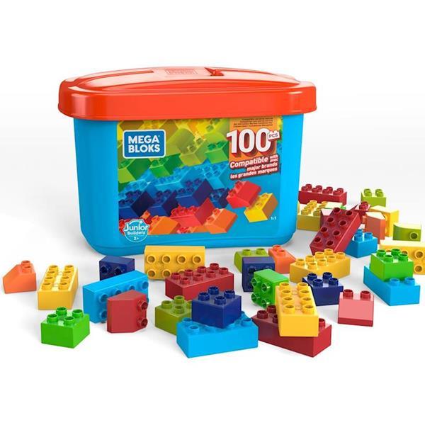 Imagen de Mega Bloks Cubo 100 Piezas