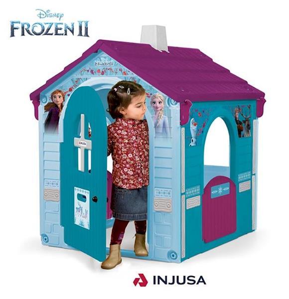 Imagen de Casita Jardín Frozen 2
