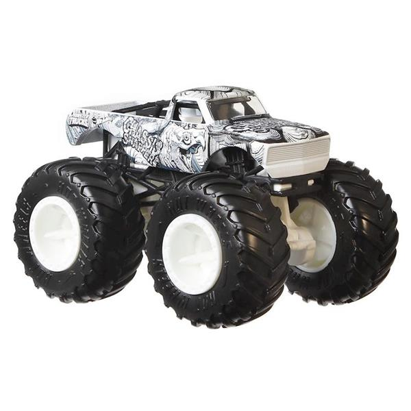 Imagen de Coche Hot Wheels Monster Trucks Escala 1:64