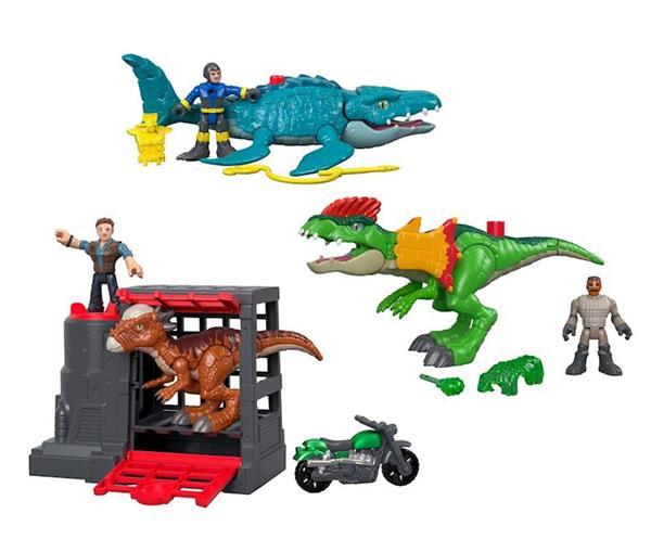 Jurassic World Dinosaurio Imaginext Al Mejor Precio Como ya sabrás, los dinosaurios fueron animales gigantescos que habitaron la tierra mucho antes que nosotros y que se extinguieron. dinosaurio imaginext jurassic world