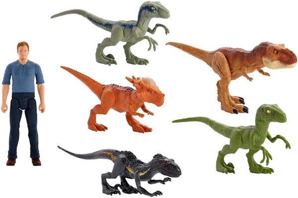Imagen de Dinosaurio Jurassic World Figura