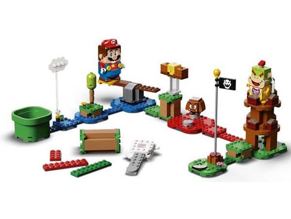 Imagen de LEGO Super Mario Aventuras