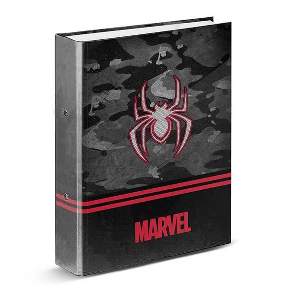 Imagen de Carpeta 4 Anillas Spiderman Dark