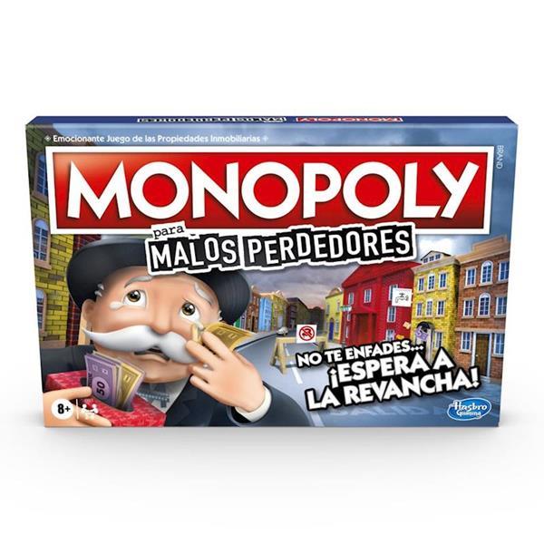 Imagen de Monopoly Malos Perdedores