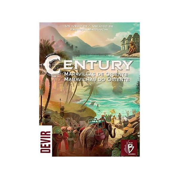 Imagen de Juego Century Maravillas Del Oriente