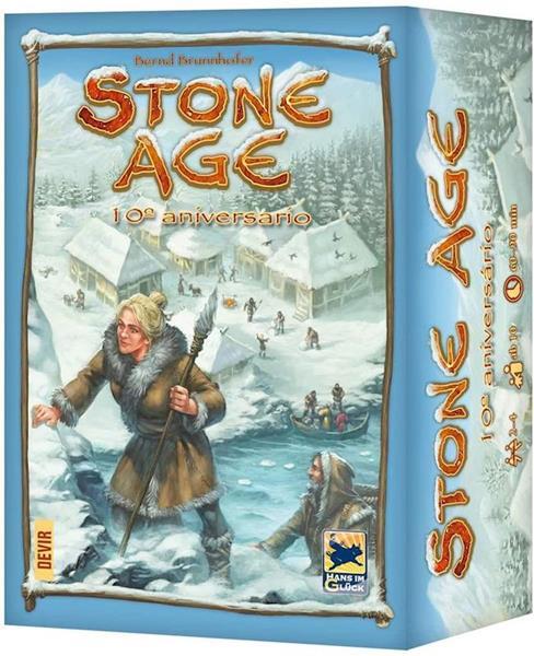 Imagen de Juego Stone Age 10º Aniversario