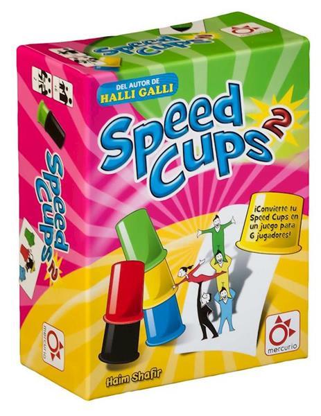 Imagen de Juego Speed Cups 2