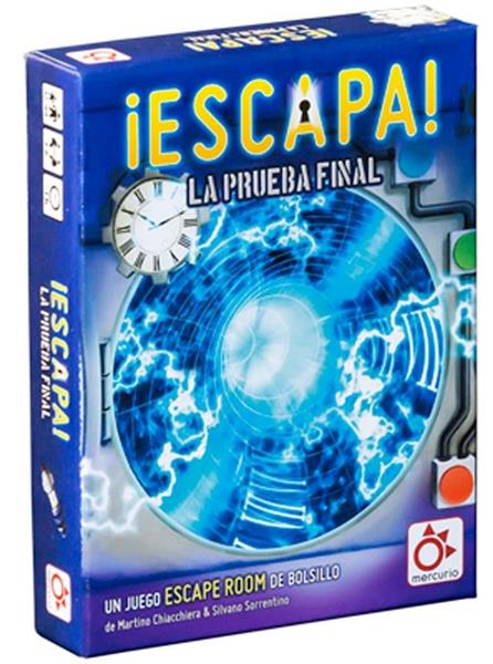 Imagen de Juego Escapa Prueba Final