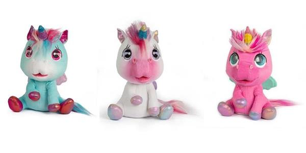 Imagen de Baby Unicorn Sorpresa Mascota Interactiva