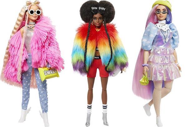 Imagen de Barbie Fashionista Xtra