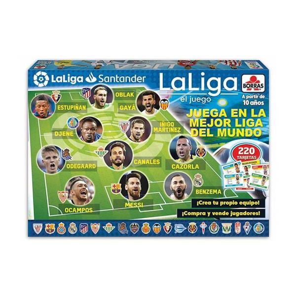 Imagen de Juego La Liga 2020-21