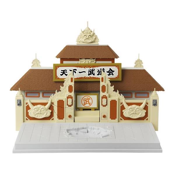 Imagen de Templo Dragon Ball Tenkaichi Budokai