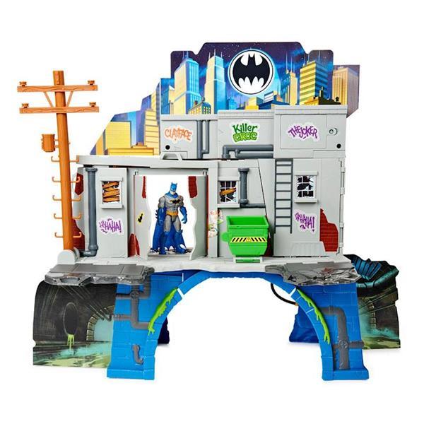 Imagen de BatCueva Batman 3 En 1