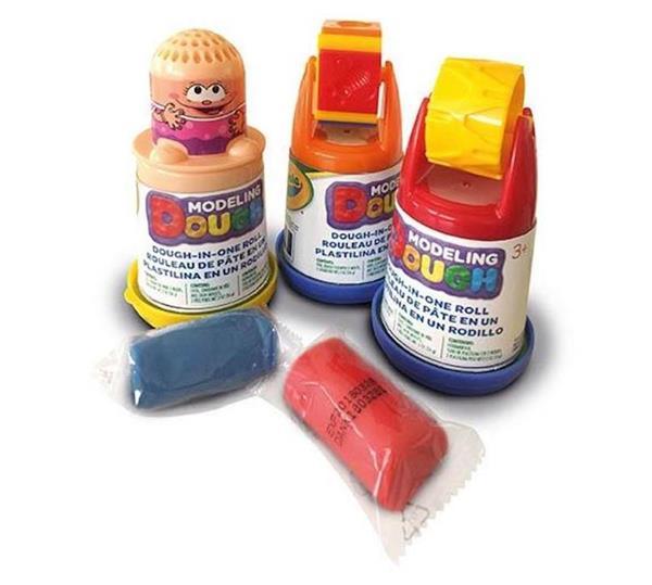 Imagen de Pasta para Modelar Mini Set de Crayola