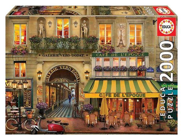Imagen de Puzzle Galerie Paris 2000 Piezas