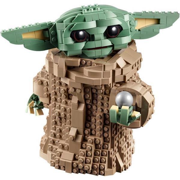 Imagen de Lego Star Wars Baby Yoda