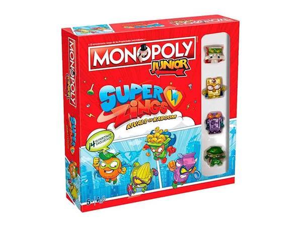 Imagen de Monopoly Superzings