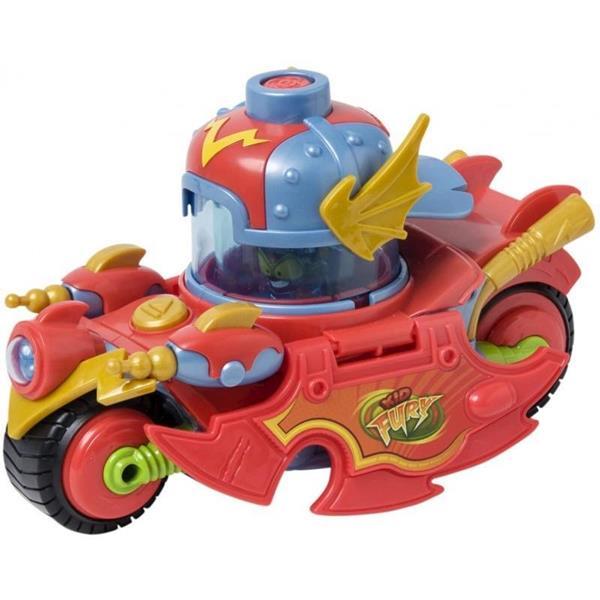Imagen de Superthings Speed Con Muñeco Kid Fury Magic Box