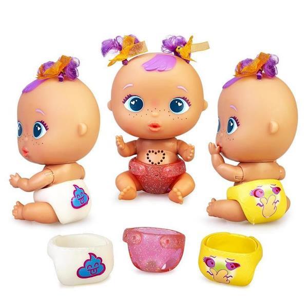 Imagen de Pañales The Bellies Crazy Diapers