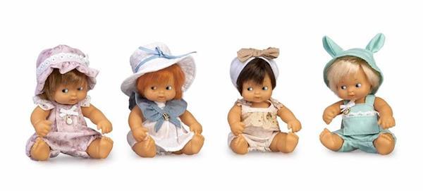 Imagen de Barriguitas Bebé Modelo de Verano