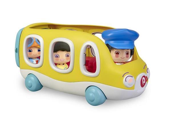 Imagen de Mi Primer Pinypon Happy Bus