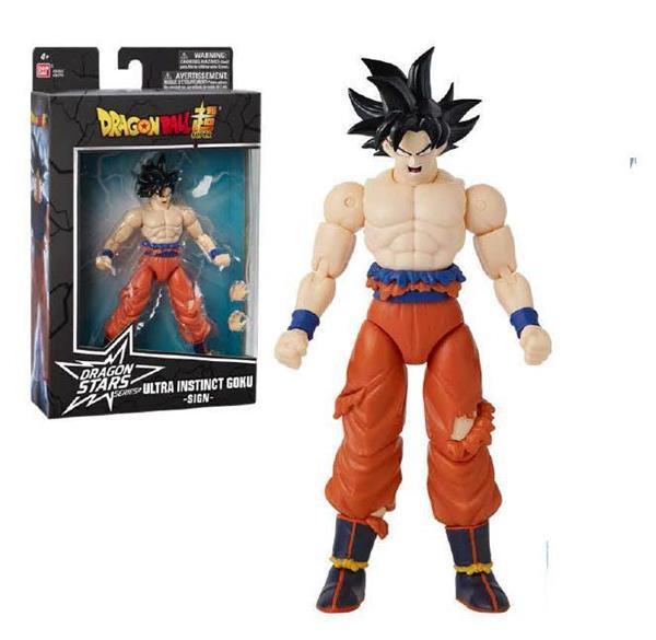 Imagen de Figura Deluxe Goku Dragon Ball Super