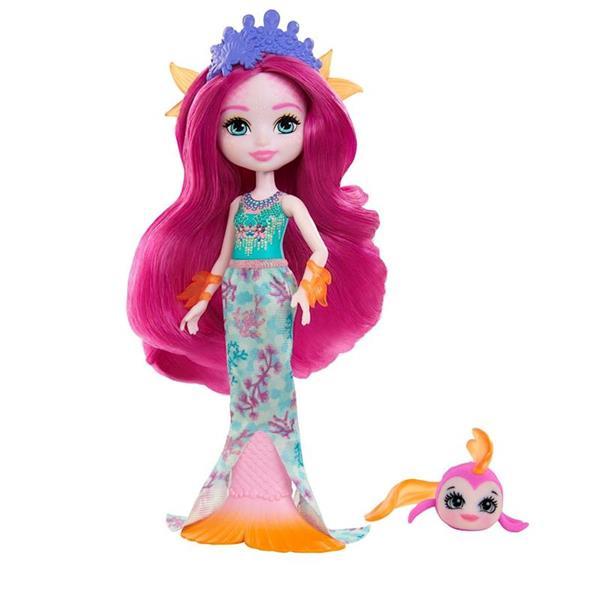 Imagen de Muñeca Enchantimals Royal Sirena