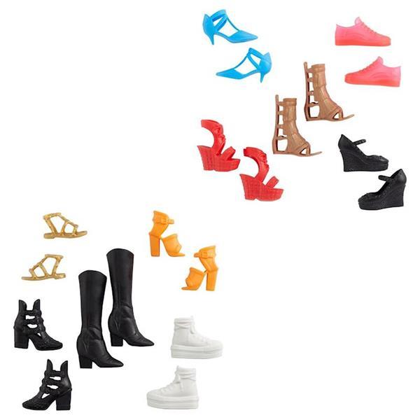 Imagen de Zapatos Para Barbie Pack 5 Pares