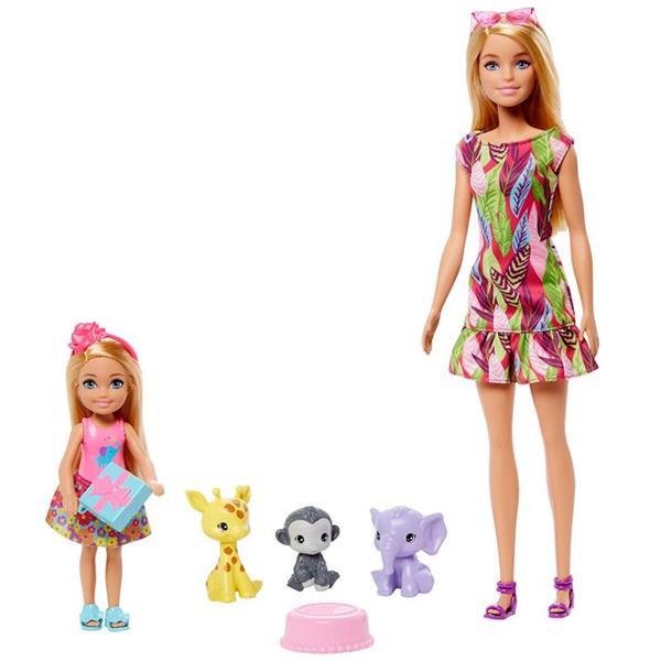 Imagen de Barbie Y Chelsea Cumpleaños Perdido