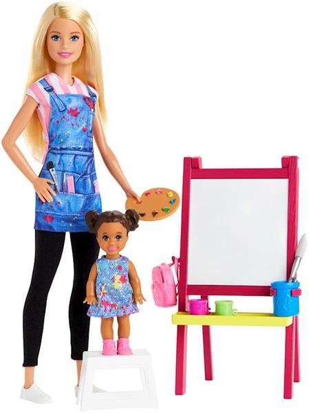 Imagen de Barbie Profesora De Arte
