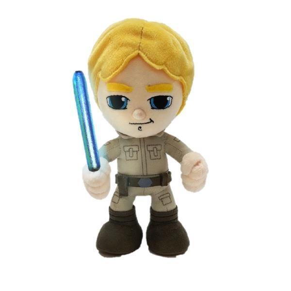 Imagen de Peluche Luke Skywalker Con Sable