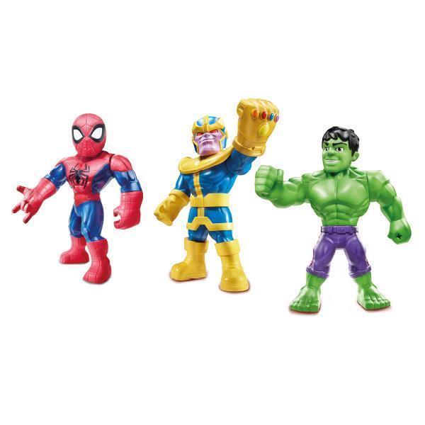 Imagen de Figuras Avengers Sha Mega Mighties 25 cm